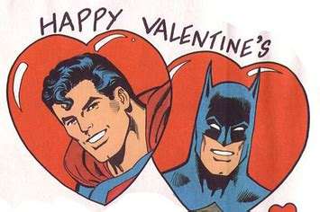 superheroes valentines day s day cards