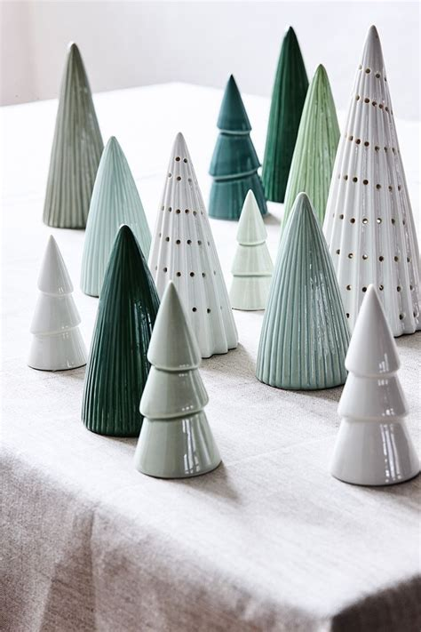 best 25 ceramic christmas decorations ideas on pinterest