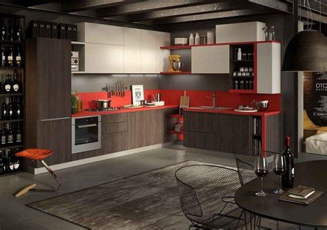 modern kitchen colors   style