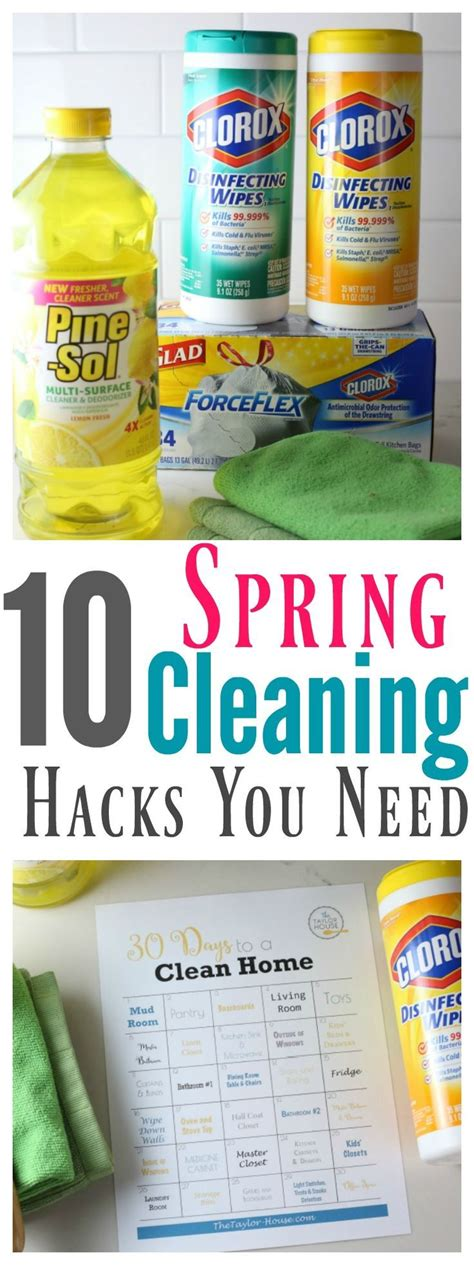 spring cleaning hacks 25 best ideas about spring cleaning on pinterest spring