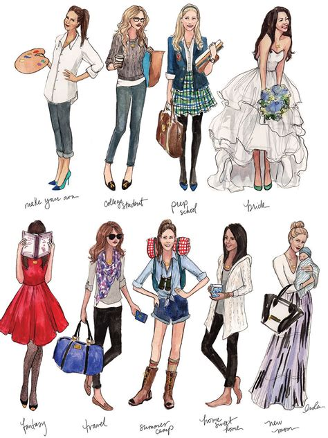 fashion illustration styles the sketch book tagged quot news and events quot page 6 inslee