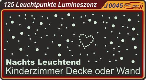 Scheiben Aufkleber Nix Karte by 125 Sterne Punkte Fluorezierend Baby Aufkleber