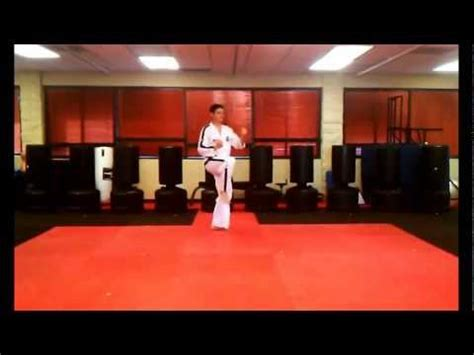 yul gok pattern youtube yul gok tul itf taekwon do patterns karstadt taekwon