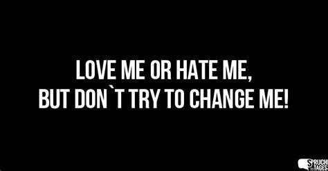 Me Or Me by Me Or Me But Don T Try To Change Me