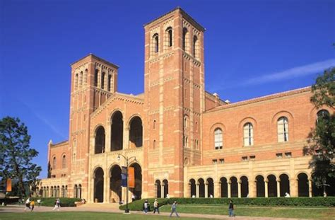 Of California Los Angeles Mba Ranking by The Top Ten Colleges And Universities In America