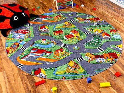 teppich kinderzimmer puzzle snapstyle kinder spiel teppich gr 252 n rund in