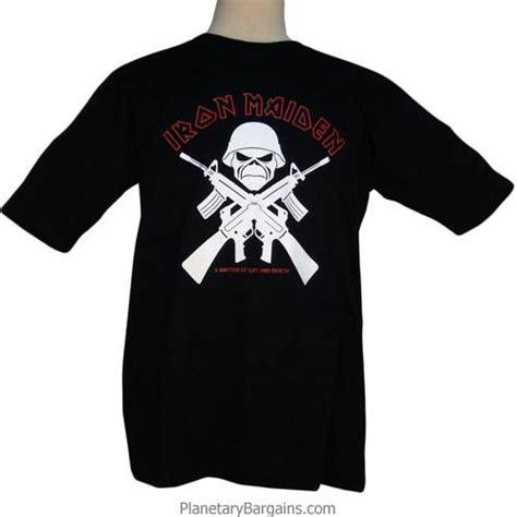 T Shirt Kaos Iron Maiden A Matter Of 0504 Dear Aysha iron maiden matter of or shirt black vintage iron maiden cross bones rifle t shirts