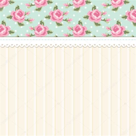 imagenes vintage shabby chic cute vintage shabby chic background stock vector