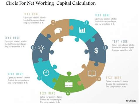 working capital diagram working capital template capital budgeting project