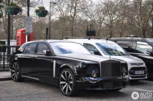 The Price Of Rolls Royce Phantom Rolls Royce Phantom Mansory Conquistador 4 March 2016