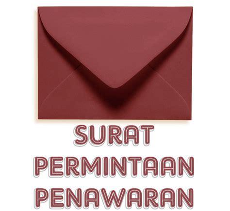 contoh surat yang benar resmi atau non resmi 2015 terbaru