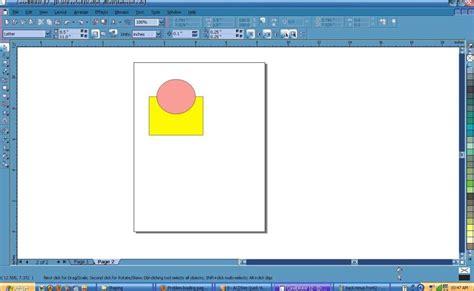 tutorial corel draw rar tutorial shaping di corel draw 703