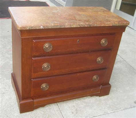 Top Dresser by Uhuru Furniture Collectibles Sold Dresser With Marble Top 145