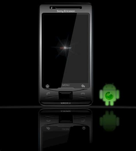 Update Hp Sony Android sony ericsson xperia x2 android sealover updates his