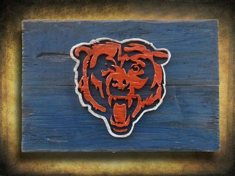 chicago bears home decor 20 best images about love chicago on pinterest da bears