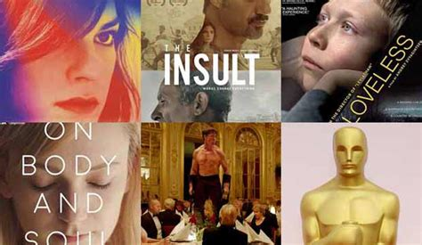 best foreign best foreign language oscar predictions a fantastic
