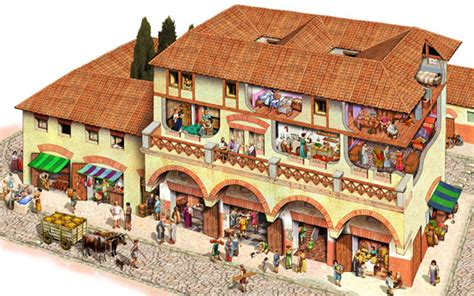 casa shop roma l abitazione romana romanoimpero