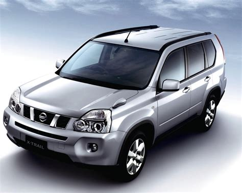 2009 Nissan X Trail 2009 nissan x trail japan picture number 28197
