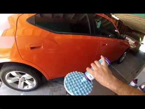 color sand and buff how to color sand and buff a car