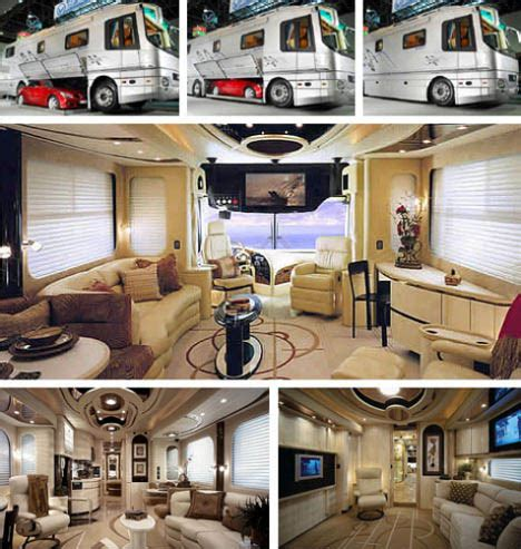 living on one dollar trailer world s most luxurious and expensive mobile home