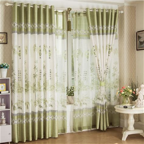 bedroom stylish thick chenille fabric curtains in blue lilac chenille thick fabric blackout curtain for kids bedroom