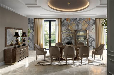 astoria   luxury dining room collection  soher