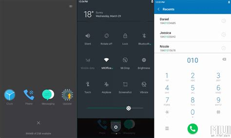 black themes for android android black a sophisticated theme for miui 8 xiaomi