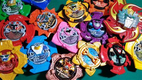 Power Ranger Steel Shuriken power rangers steel toys toys for children all