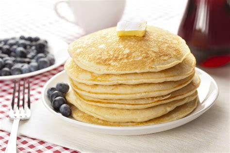 cucina americana ricette pancake senza lievito la semplice ricetta di ricettaidea