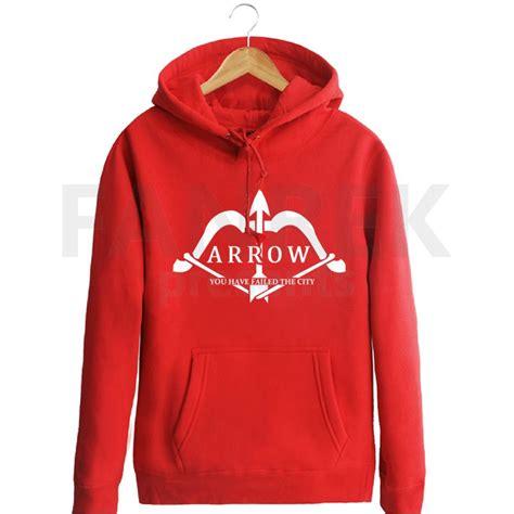 Hoodie Arrow Logo arrow logo cool hoodies