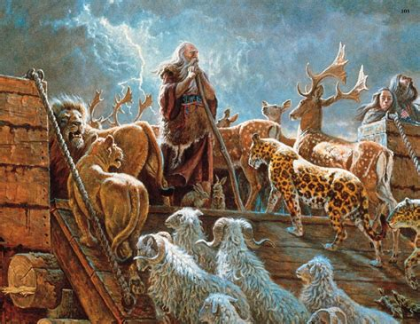 noah s philosophies of men mingled with scripture noah s ark