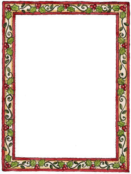 printable christmas frames 1090 best images about keretek c 237 mk 233 k borders labels on