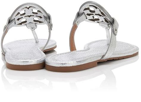 Which Color Flex Color Goes With Dolce Vita Laminate - burch miller metallic sandal in silver lyst
