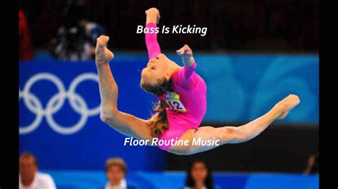 Amazing Floor Routine Gymnastics by Bass Is Kicking Gymnastics Floor Routine Cool