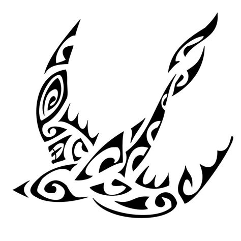 tribal swallow tattoo 10 designs and ideas