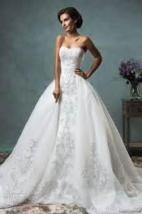 wedding dressing gowns amelia sposa 2016 wedding dresses volume 2 wedding