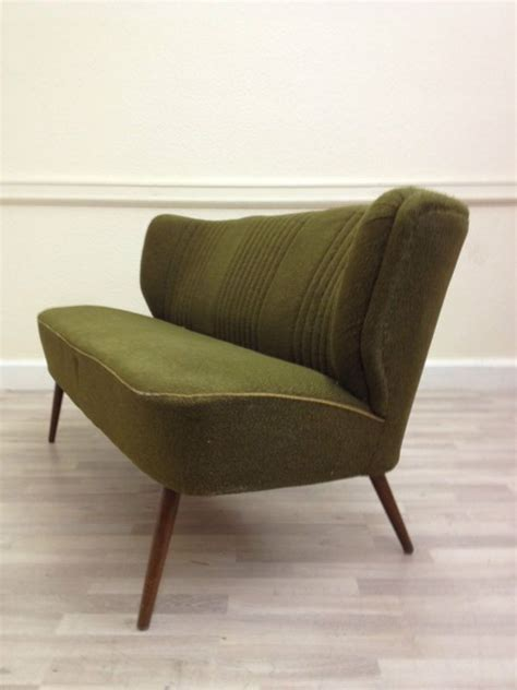 vintage retro sofa original vintage sofa couch retro 40s 50s 60s 70s antique
