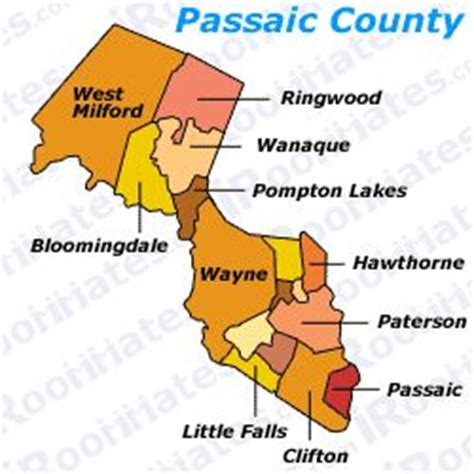 map of paterson new jersey roommates and rooms for rent in passaic county new jersey