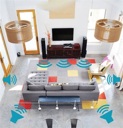 living room sound system how to set up speakers to go beyond 5 1 surround sound