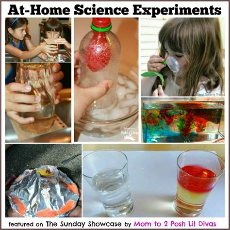 17 best ideas about at home science experiments on