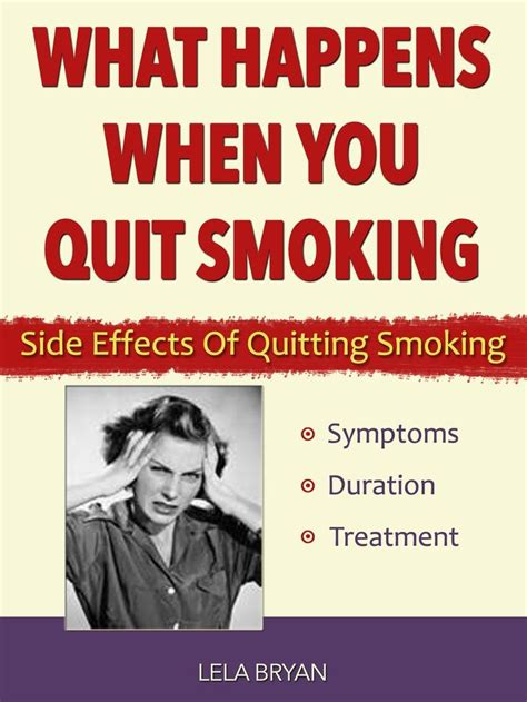 How Do You Detox Your From Nicotine by Side Effects Of Quitting What Happens To Your