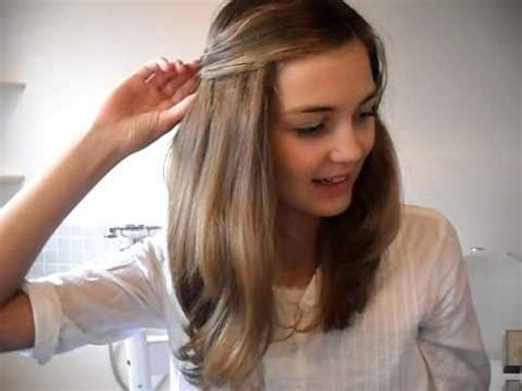 beautiful hairstyles for school youtube 2 easy cute hairstyles for school youtube