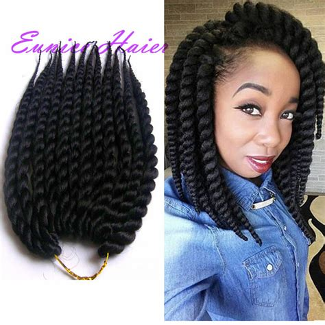 havana twists on very short hair online shop hot women or kids hair synthetic havana