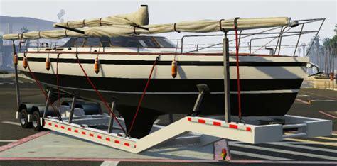 big boat in gta 5 big boat trailer gtav
