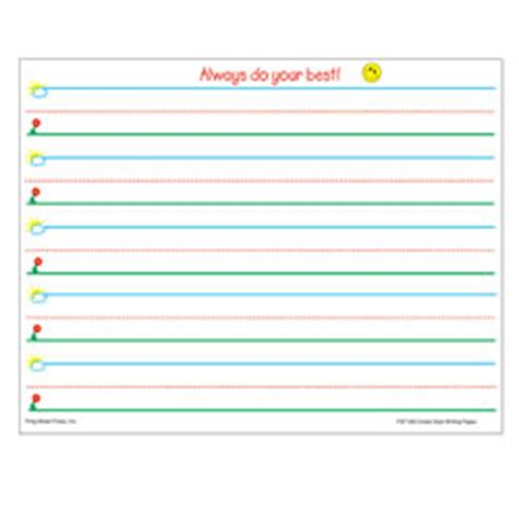 lined paper for learning to write learning to write paper popflyboys