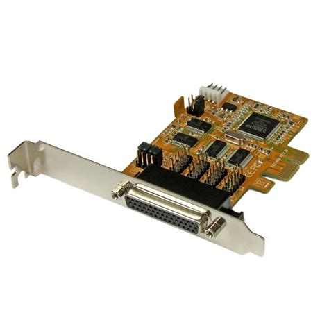 Serial 4 Port Pci Express Card 4 port pci express serial card serial cards adapters