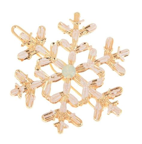 how to make a snowflake hair clip online buy wholesale snowflake hair accessories from china