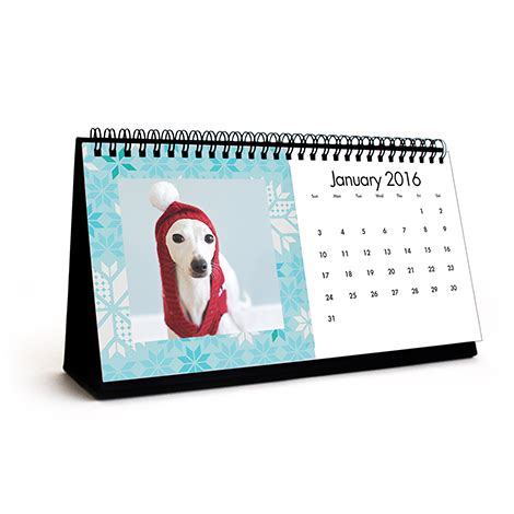 Photo Desk Calendar by Desk Calendar Calendars Calendar Snapfish Us