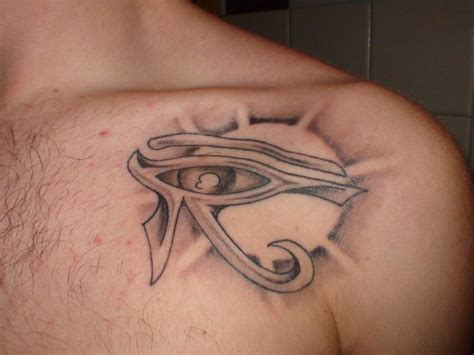 eye of horus tattoo meaning tattoos tattoomagz