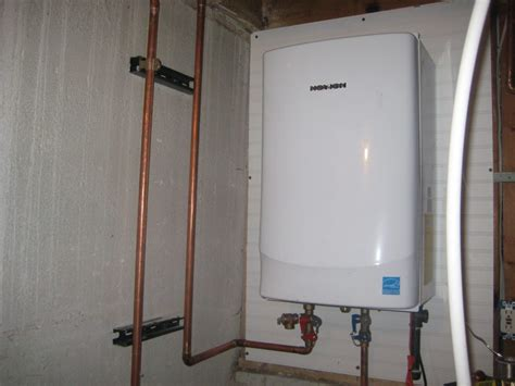 Water Heater Instant pros and cons of tankless water heaters the high tech